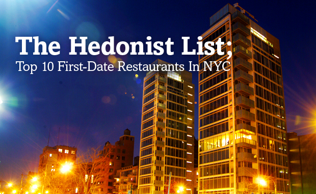 dating restaurants in nyc Whether it's a wednesday after work or a saturday night out with the girls, new york city has the perfect hot spot for you social 11 best bars for singles in nyc.
