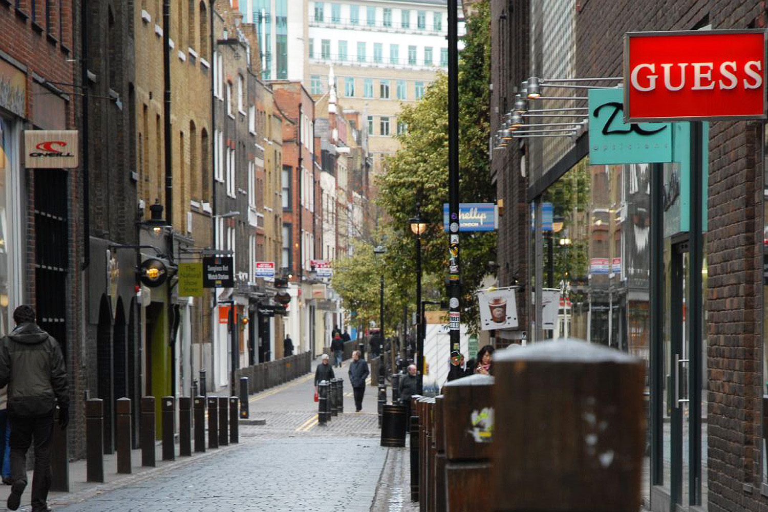 Neal Street One Of The Best Shopping Streets Shops In