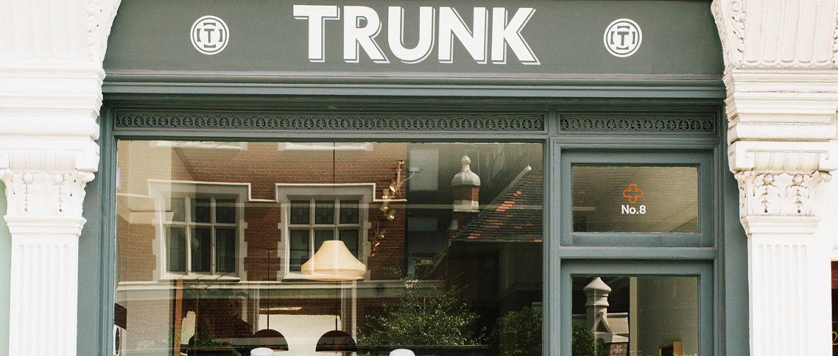 Trunk - Shop in London