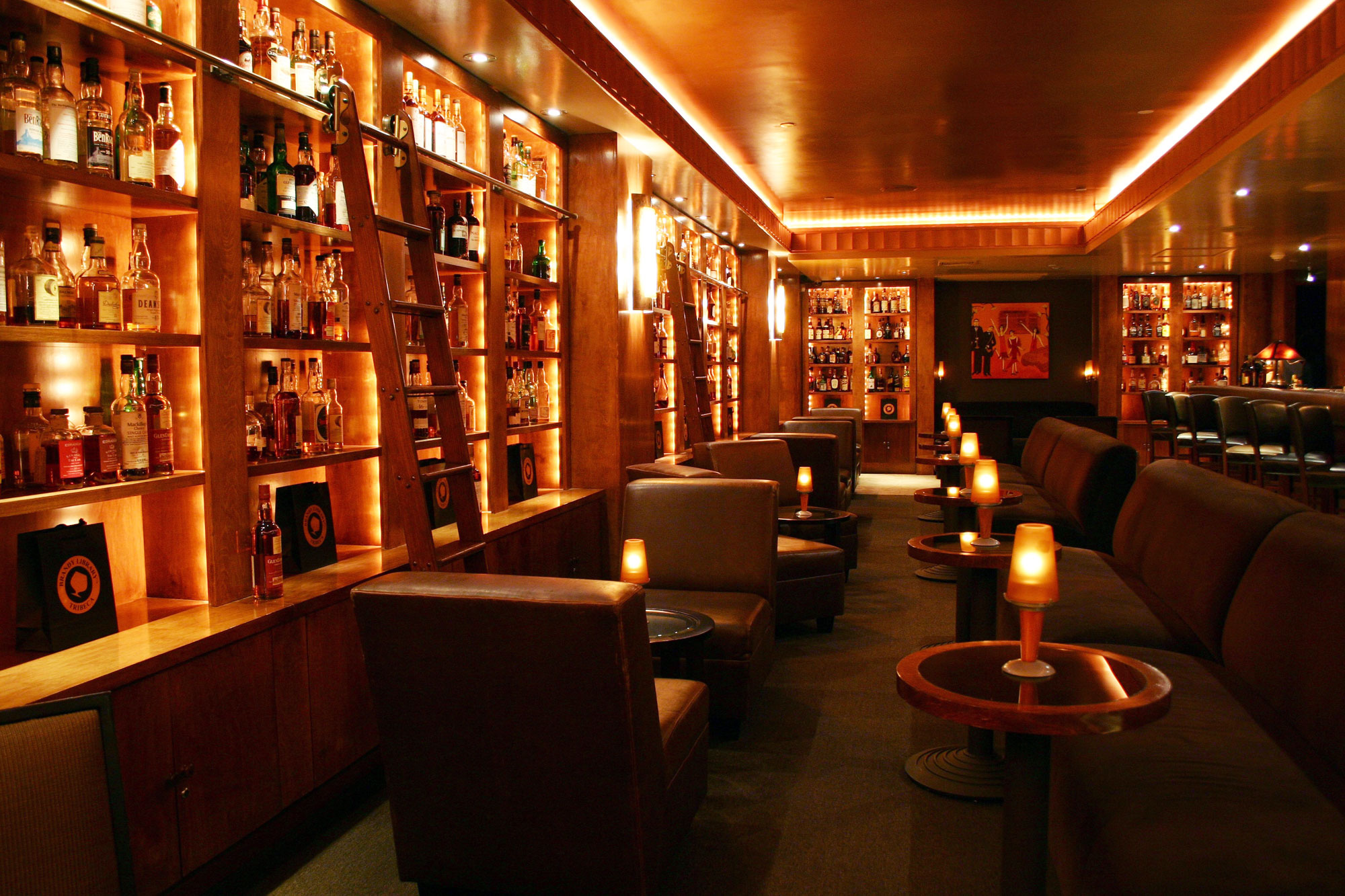 brandy library one of the best bars in tribeca new york. Black Bedroom Furniture Sets. Home Design Ideas