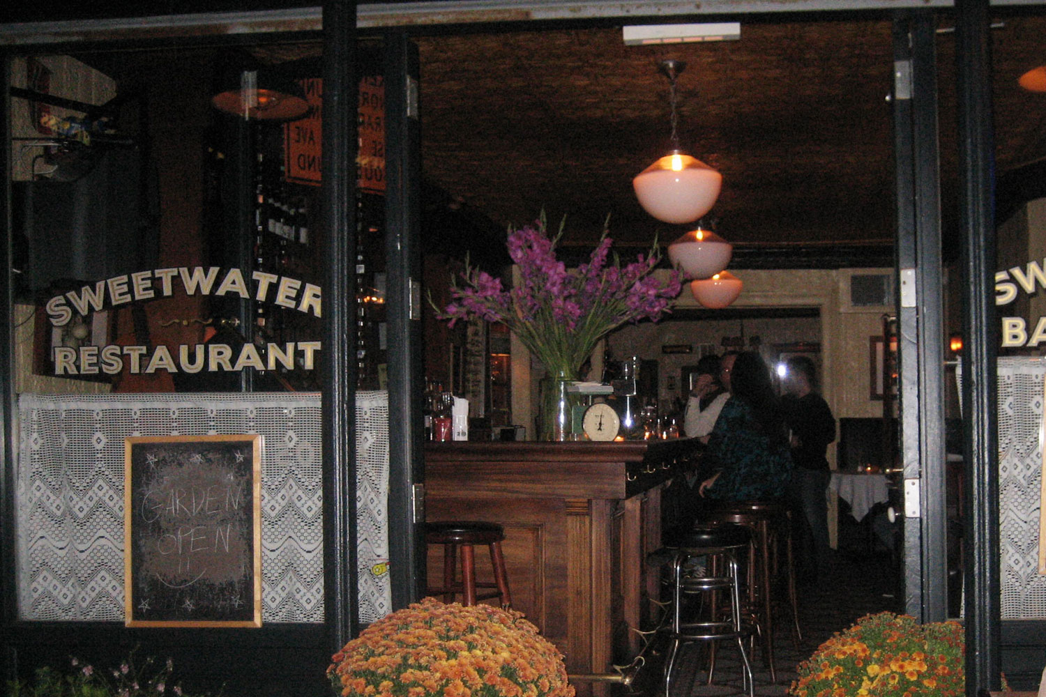 Sweetwater - One of the Best American Restaurants in