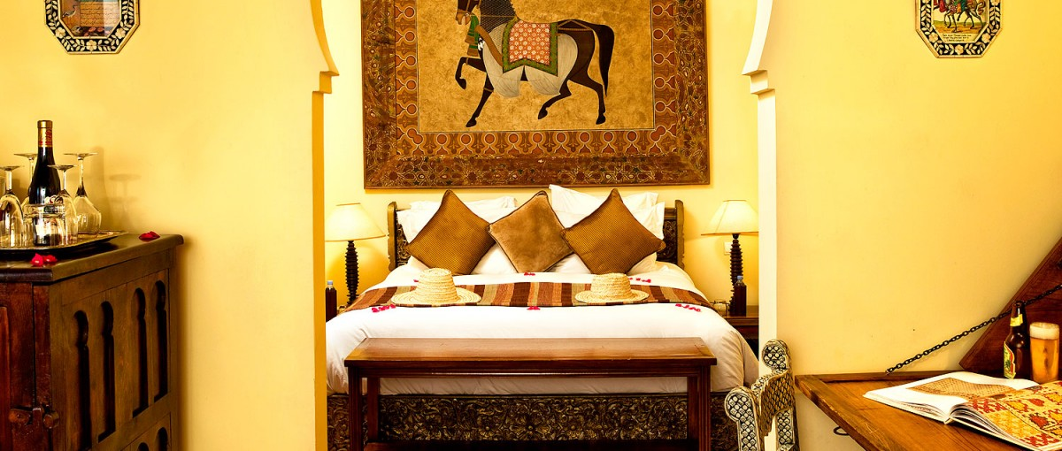 Kasbah Tamadot - Luxury Hotels in Marrakech