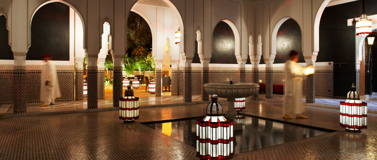 La Mamounia - hotels in Marrakech