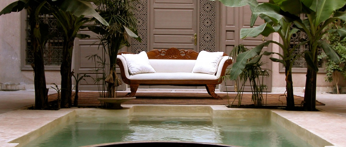 Riad noir d 39 ivoire one of the best design hotels in for Design hotel marrakech