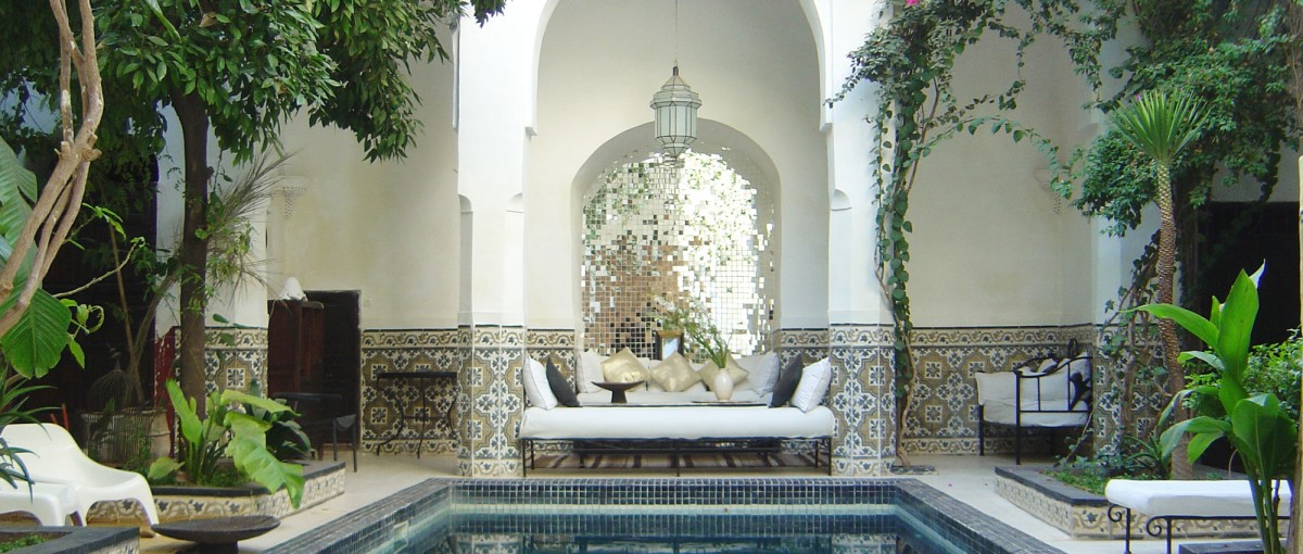 Riad Edward - hotels in Marrakech