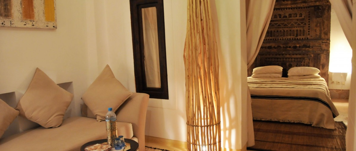 Riad Mabrouka - hotels in Marrkaech