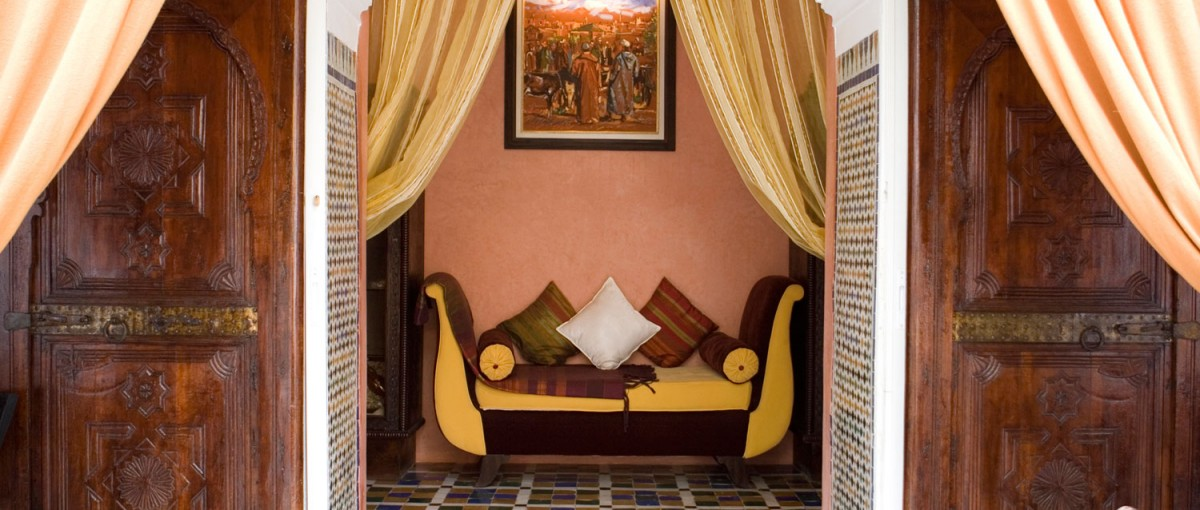 Riad Si Said - Hotels in Marrakech
