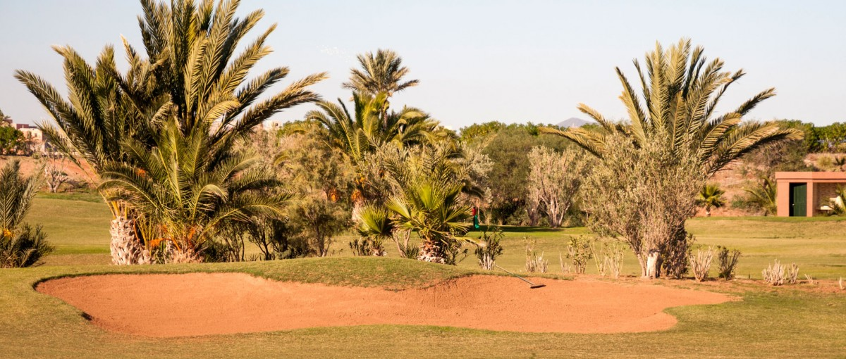 Royal Golf Club- things to do in Marrakech