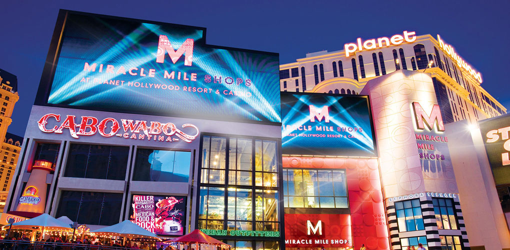 Miracle Mile Las Vegas Map.Miracle Mile Shops One Of The Best Malls Shops In The Strip Las Vegas