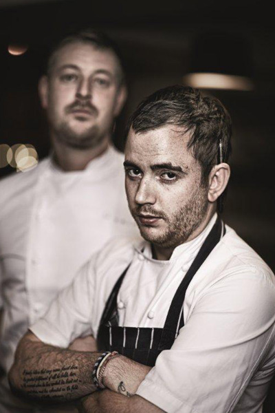 Tom Sellers and Adam Byatt, London Restaurant Story