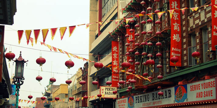 Chinatown | San Francisco by ~MVI~ (thesis stressed)