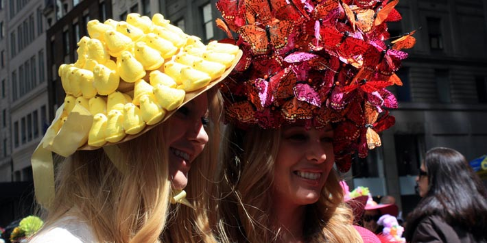 The Easter Bonnet Parade | New York