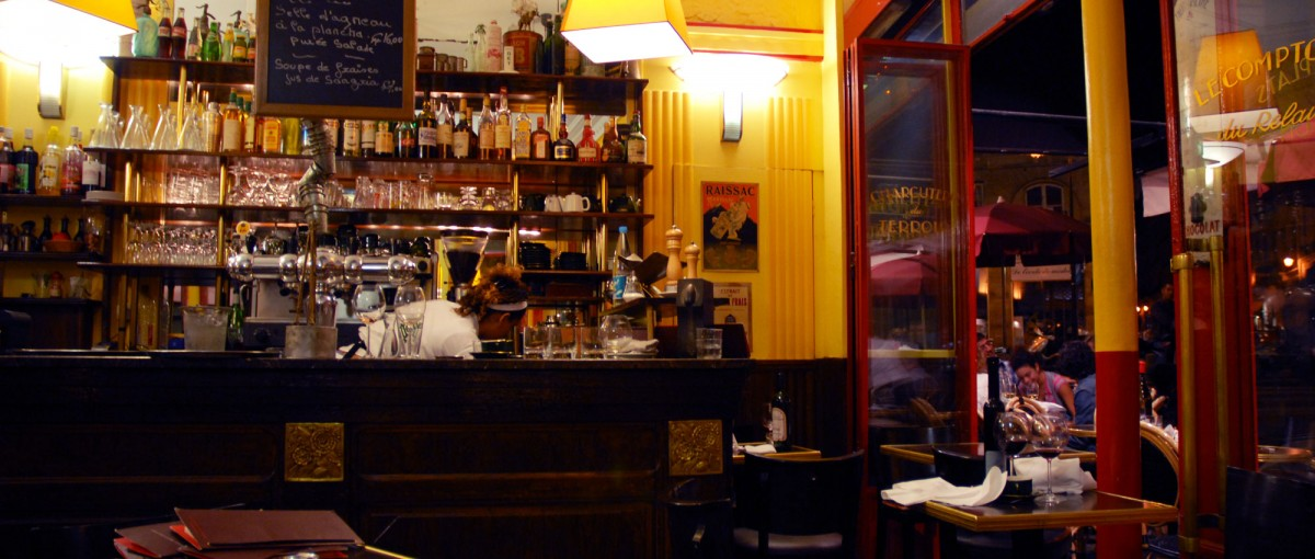Le comptoir du relais one of the best french restaurants - Le comptoir paris restaurant ...