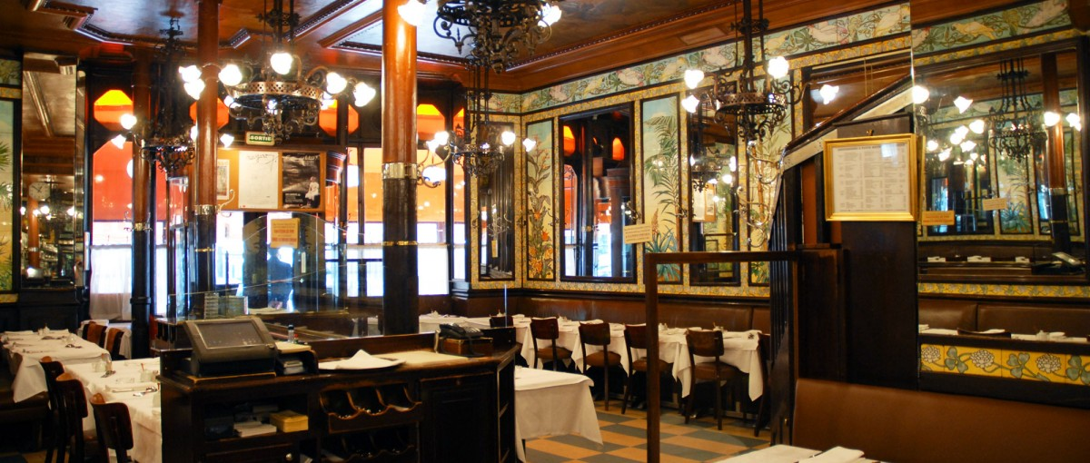 Brasserie Lipp - Restaurants in Paris