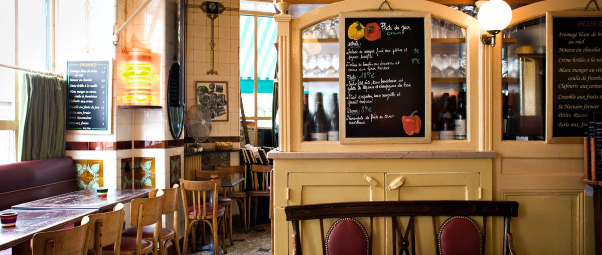 Chez Janou - Restaurants in Paris