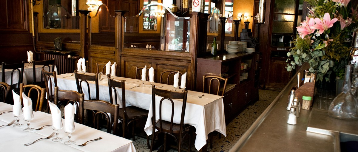 Chez Omar - Restaurants in Paris