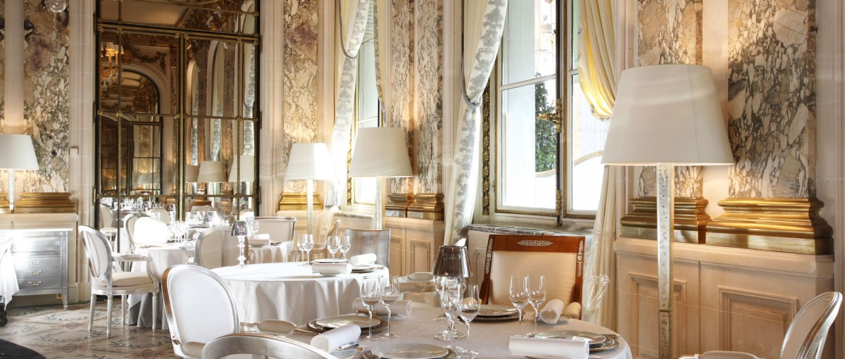 Le Meurice - Restaurants in Paris