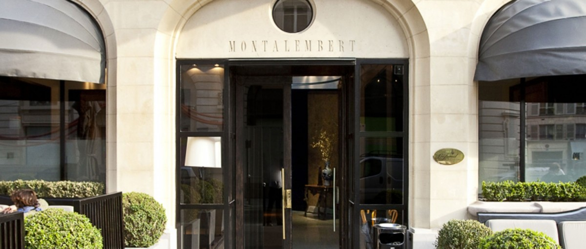 Hotel Montalembert - Hotels in Paris