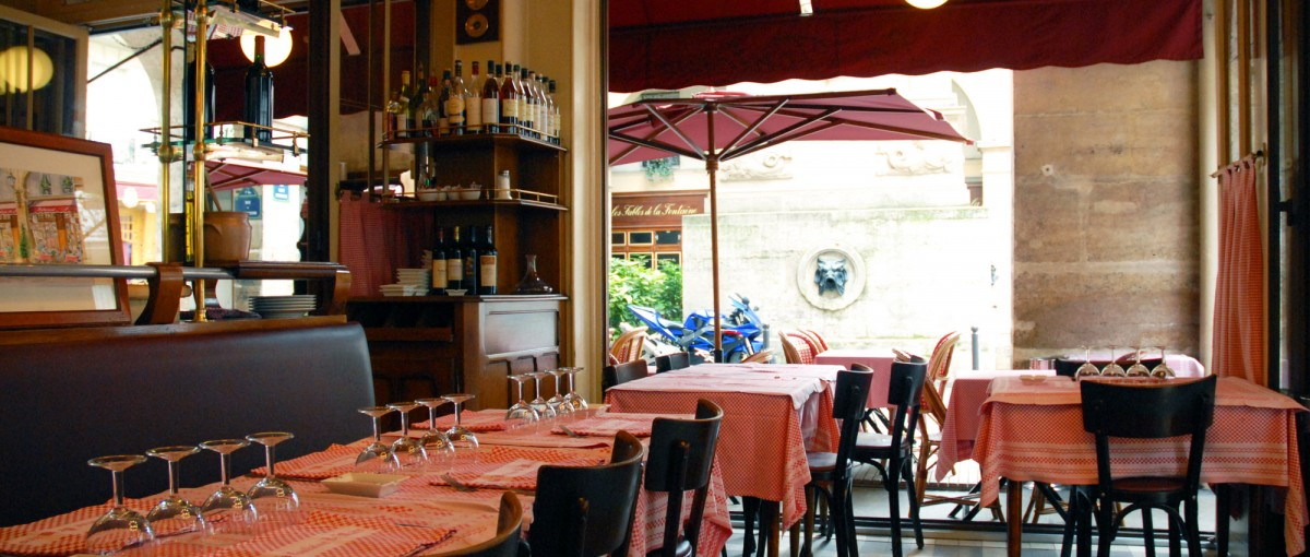 La Fontaine de Mars - One of the Best French Restaurants in ...