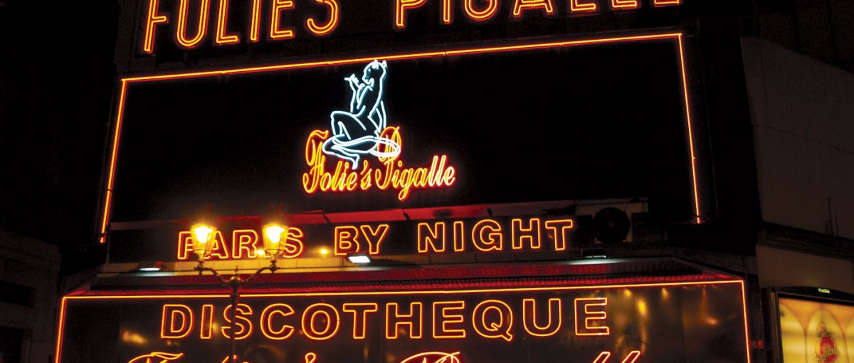 Folies Pigalle - Clubs in Paris