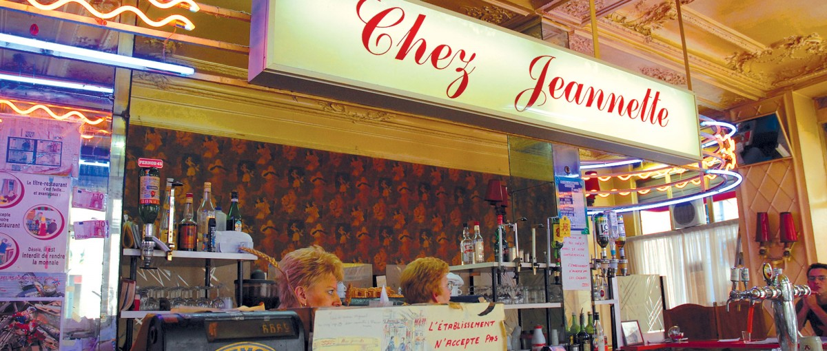 Chez Jeannette - Bars in Paris