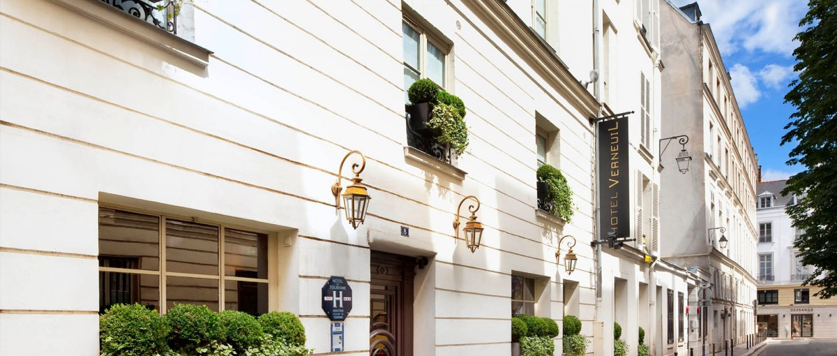 Hotel Verneuil - Hotels in Paris