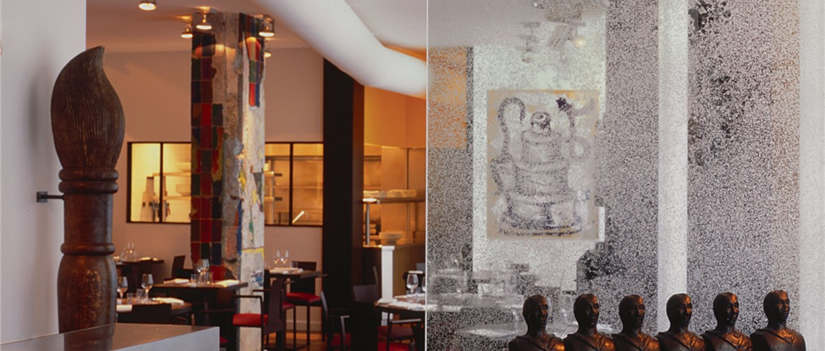 Ze kitchen galerie one of the best fusion restaurants in for Ze kitchen galerie paris france