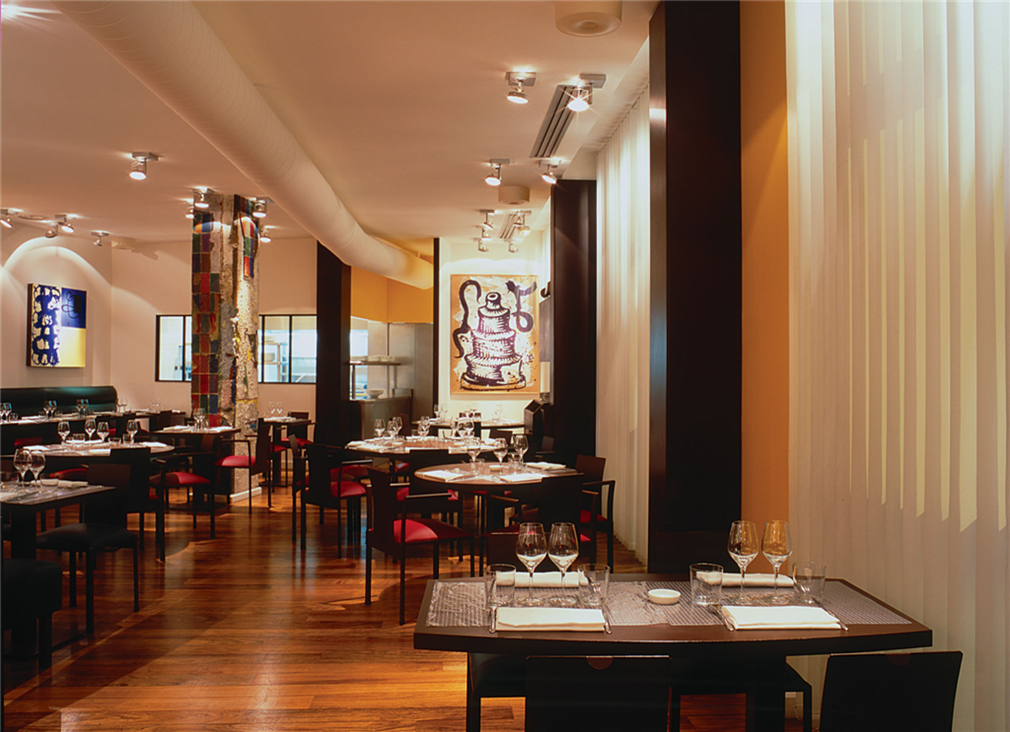 Ze kitchen galerie one of the best fusion restaurants in for Aura thai fusion cuisine new york ny