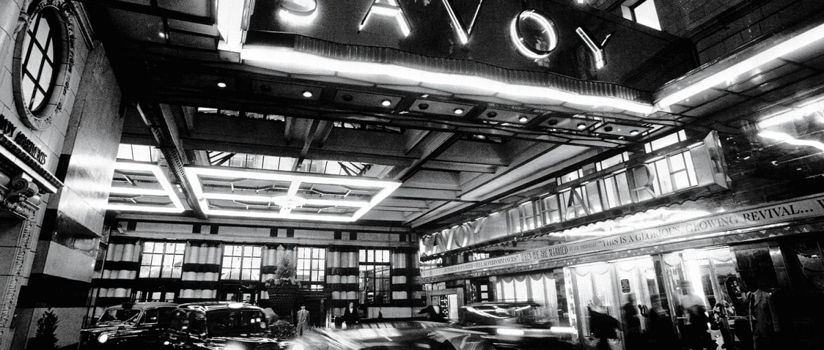 The Savoy London - A Classic Hotel in London