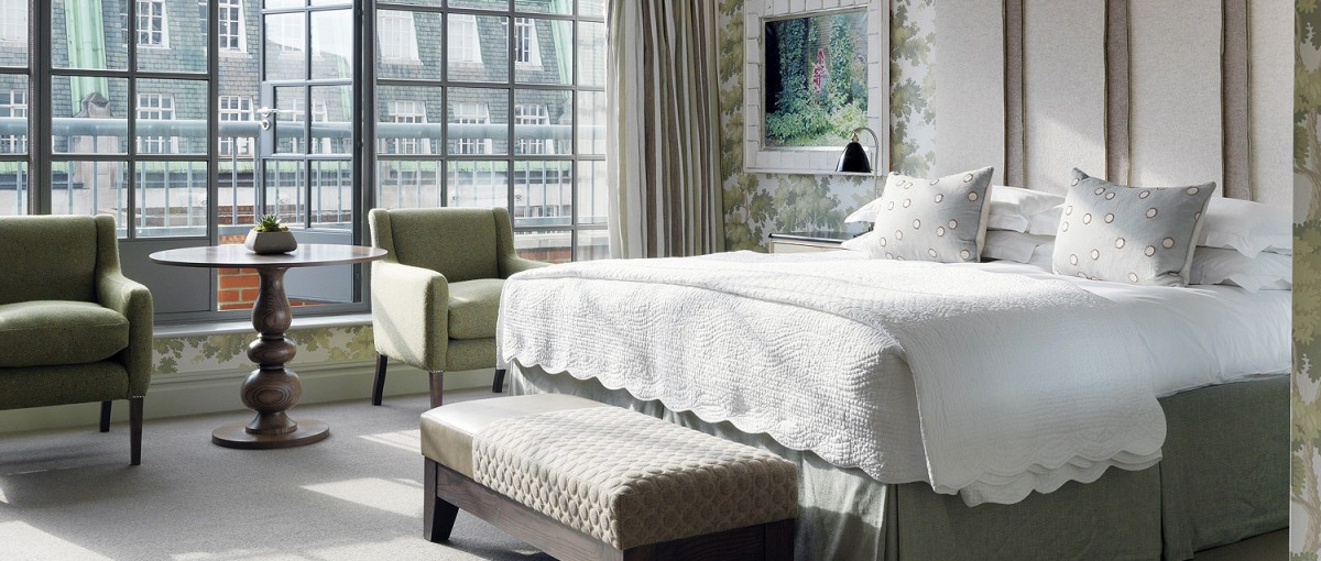 The Soho Hotel - A Design Boutique Hotel in Soho London