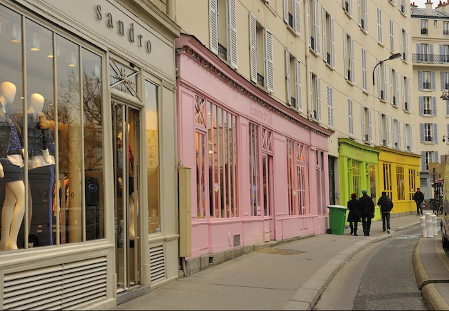 Under wraps a secret paris shopping guide hg2 - Paris shopping boutiques ...