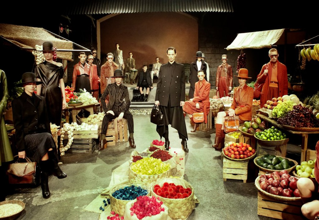 Fashion in Istanbul | AW12/13 Women's show by Umit Benan