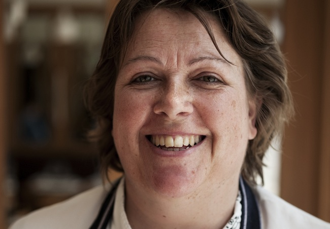 Whitechapel Gallery Dining Room | Chef Emma Duggan