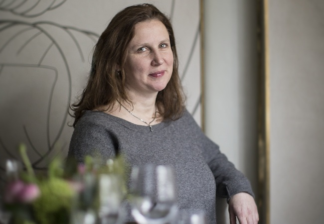 Whitechapel Gallery Dining Room | Angela Hartnett