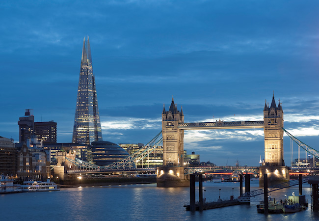 Shangri-La at the Shard | Autumn 2013 | Best New London Hotels