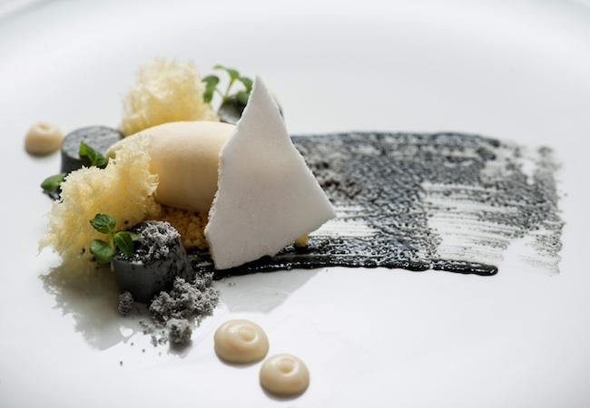 Hong Kong Chef | Black Sesame