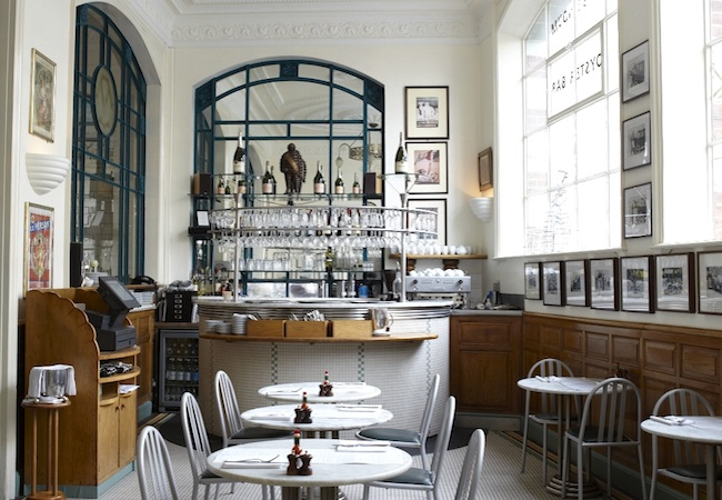 Bibendum Oyster Bar | London Oyster Bars
