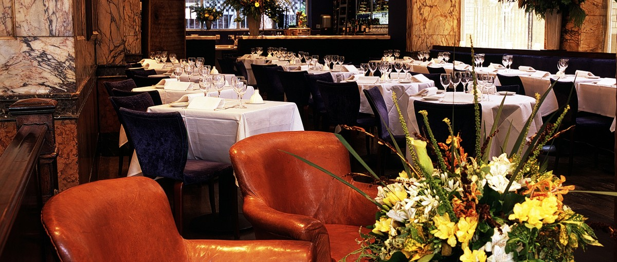 Club Gascon - French restaurant in London