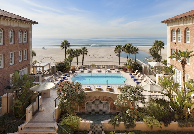 Hotel Casa del Mar | Los Angeles with Children