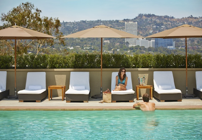 L'Ermitage Beverly Hills | Los Angeles with Children