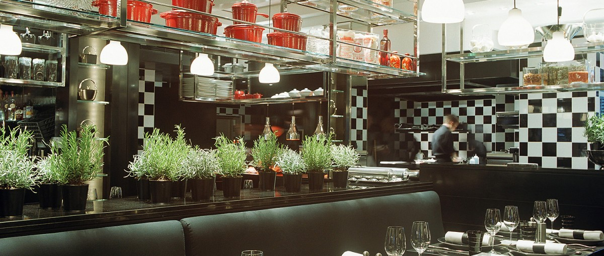 L'Atelier de Joel Robechon - French restaurant in London