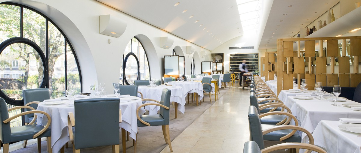 Orrery - French restaurant in London