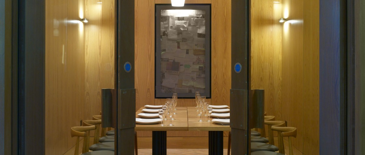 Whitechapel Gallery Dining Room - One of the Best British ...