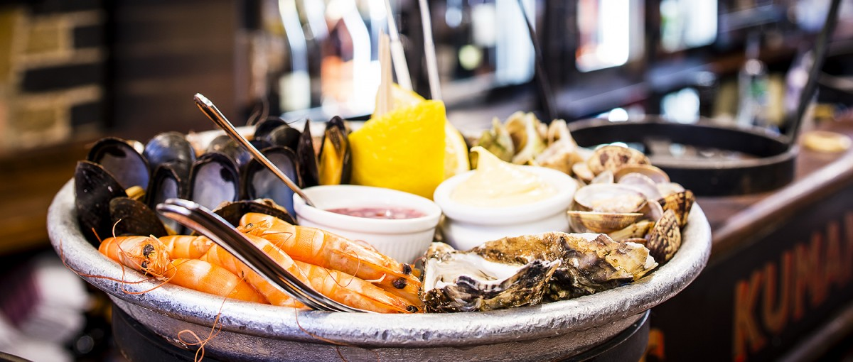 The Wright Bros. - Seafood Restaurant in London