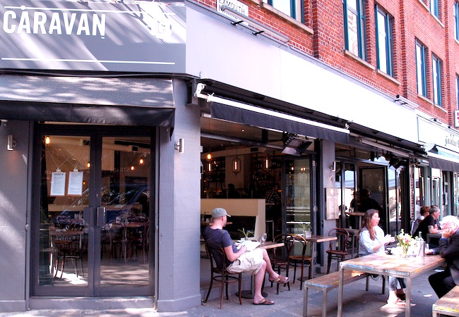 Best Brunches in London | Caravan