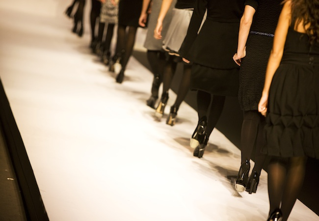 Verbier Events | Fashion Show at the Hotel Nevai