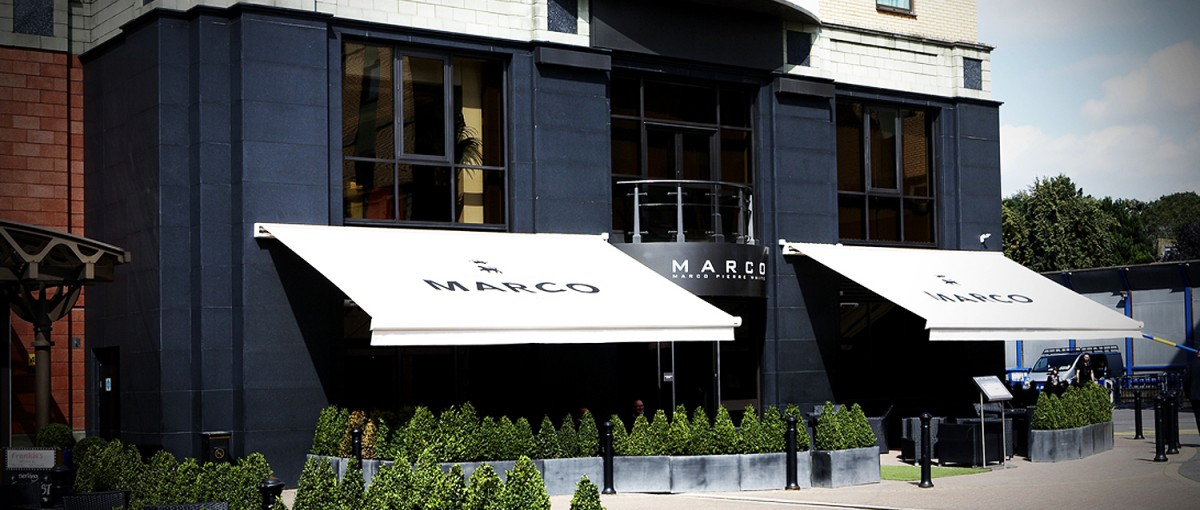 Marco Grill - French restaurant in London