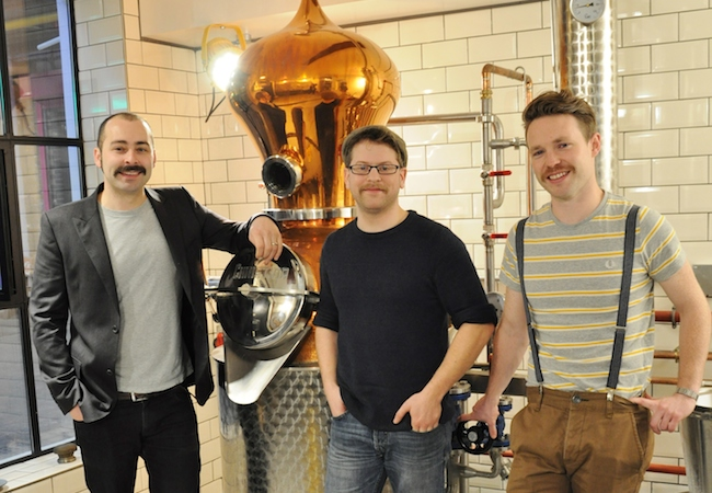 London Distillery Company | Darren Rook