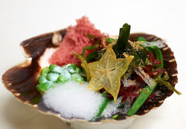 London Pop-Ups | Kaiseki by Kitchen Theory