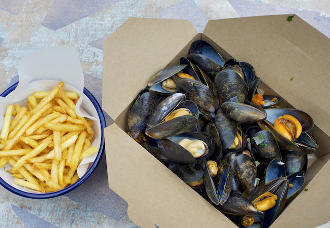 London Pop-Ups | Mussel Men